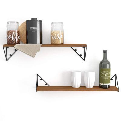 Wallniture Pigna Floating Shelves for Wall