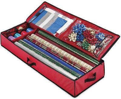Christmas Storage Organizer – Spacious Under-bed