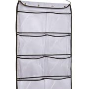 MISSLO Durable Hanging Closet, Double Sided Bra Stocking Clothes