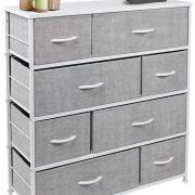 Sorbus Dresser with 8 Drawers - Furniture Storage