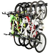 Ultrawall Bike Storage Rack,6 Bike Storage Hanger Wall Mount