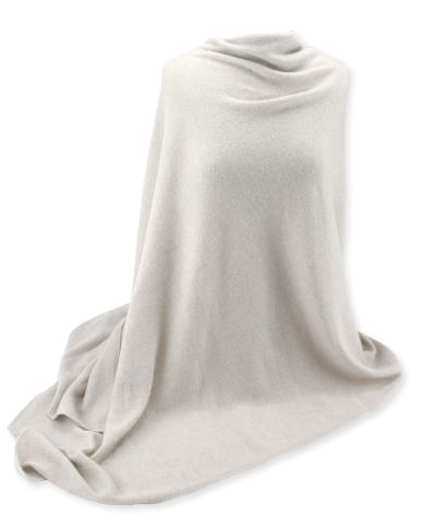 Jet&Bo 100% Pure Cashmere Travel Wrap