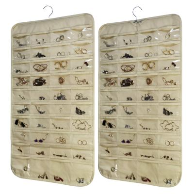 Organizer Hanging Accessories Storage with 80 Pockets