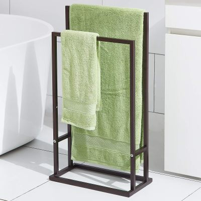 Stainless Steel Towel Bar Holder, Oil Rubbed Bronze
