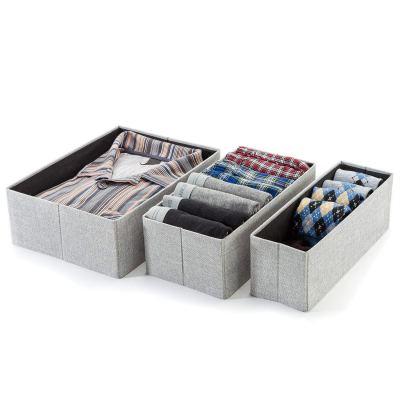 Drawer Organizer Divider Dresser Storage Baskets