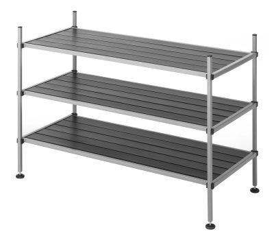 Whitmor 3 Tier Closet Storage Shelves