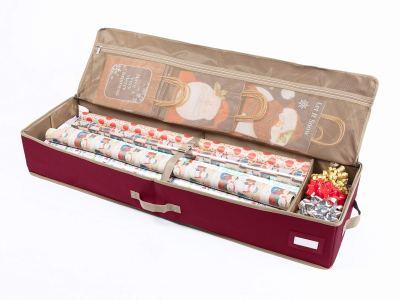 Heavy Duty Gift Wrap Organizer