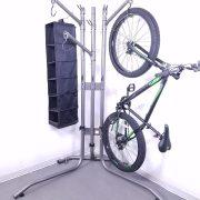 Rec-Rack   Super-Duty Garage Storage Rack for Multiple Bicycles