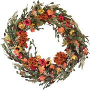 The Wreath Depot Nashua Blossom Fall Front Door Wreath