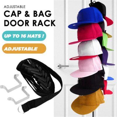 Cap Rack Bag Hat Holder Organizer