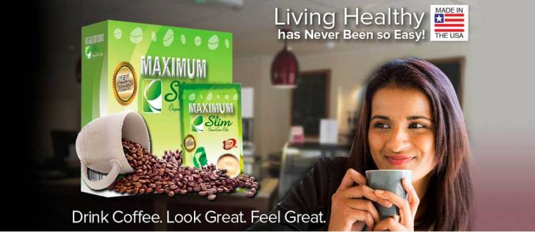 Maximum Slim Organic Green Coffee Reviews & Sale