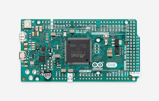 Arduino Due without Headers