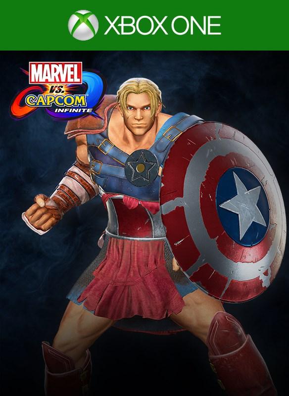 Marvel Vs Capcom Infinite World Warriors Costume Pack