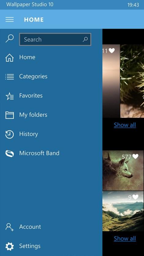 Wallpaper Studio 10 – Windows Apps on Microsoft Store