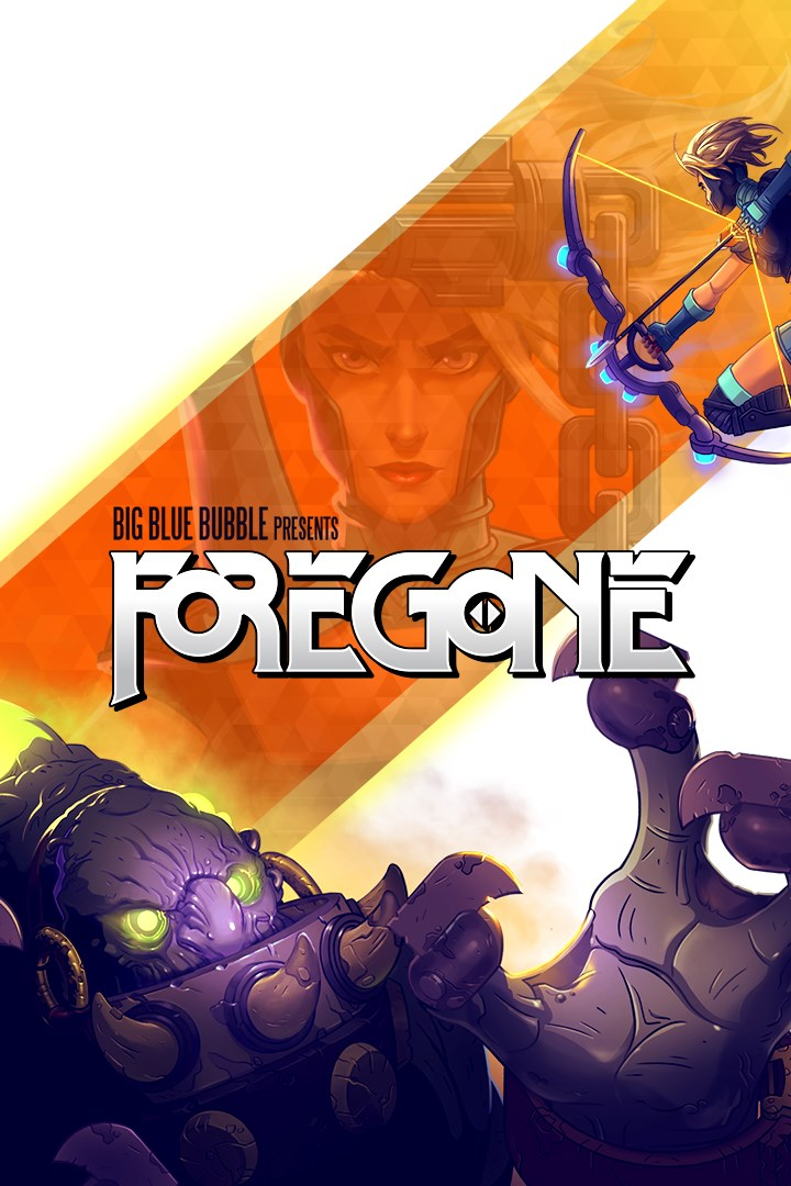Foregone Is Now Available For Xbox One