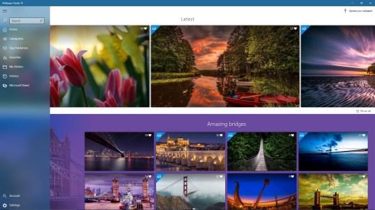 Wallpaper Studio 10 for Windows 10 PC & Mobile free ...