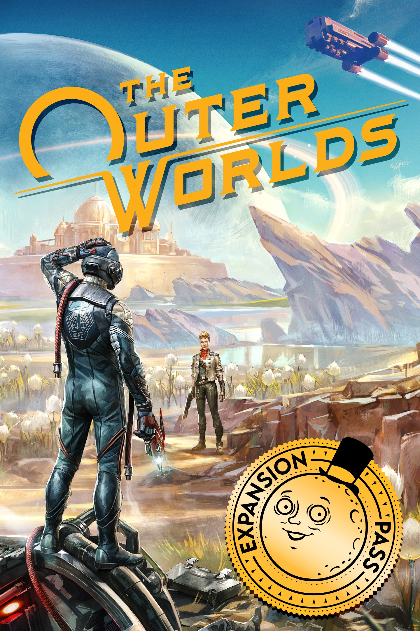buy the outer worlds expansion pass