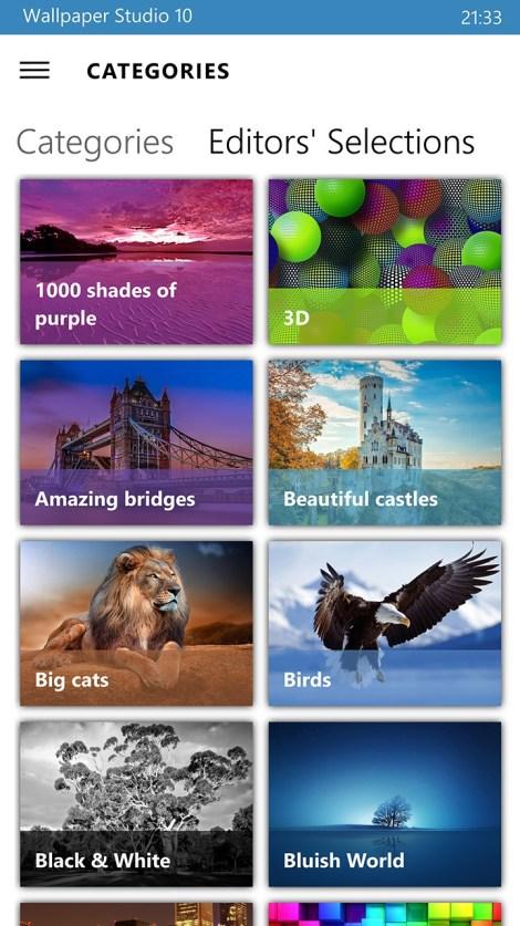 Get Wallpaper Studio 10 - Microsoft Store