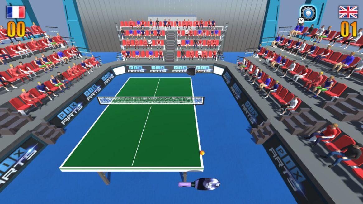 インターナショナル・テーブル・テニス