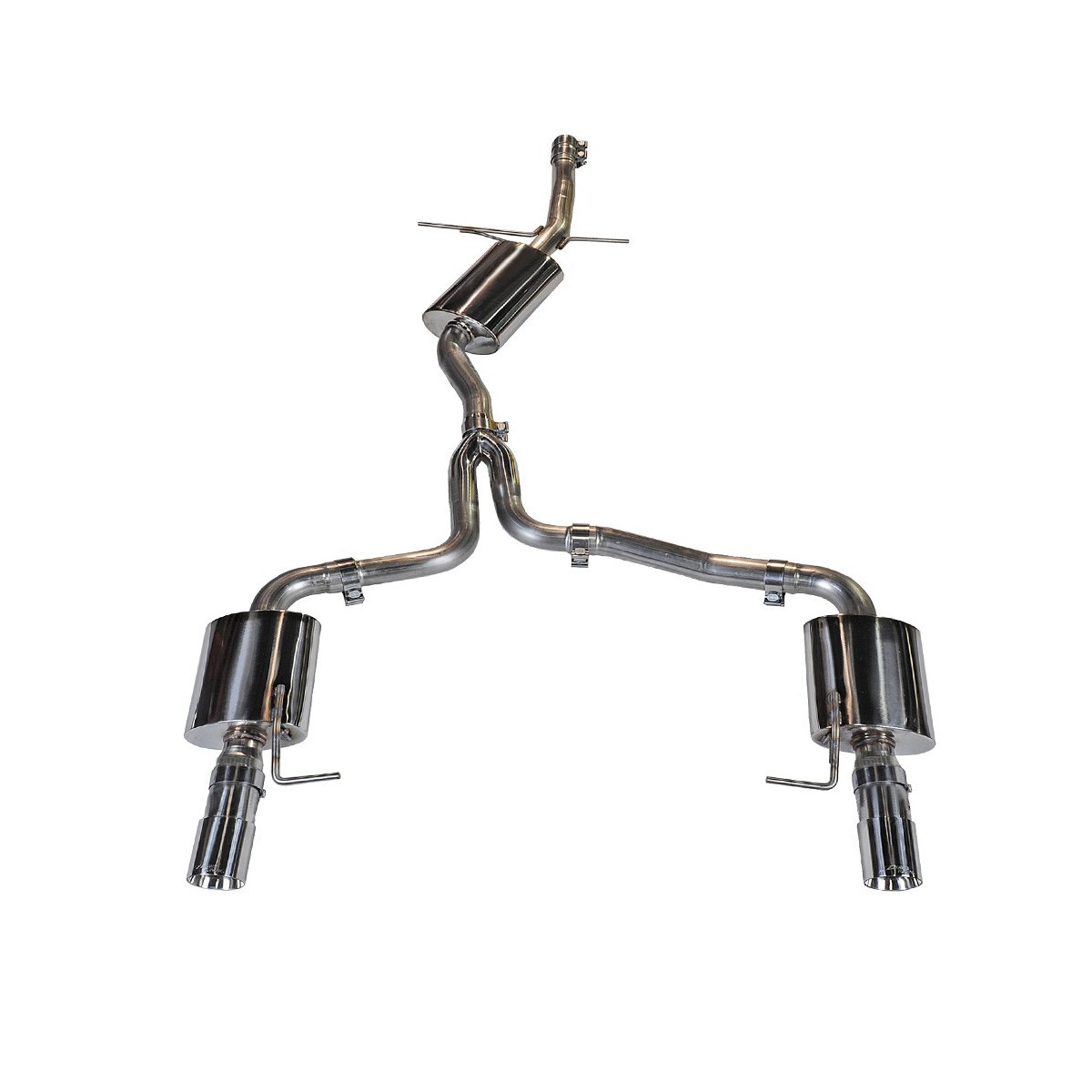 awe tuning b8 5 audi a5 2 0t touring edition cat back exhaust system
