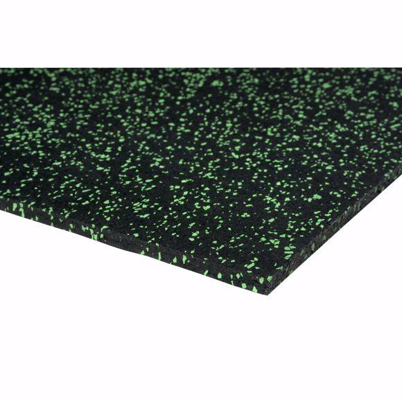 tapis multifonctions sport 300x125x0 4 cm vert sous tapis pour appareils de fitness