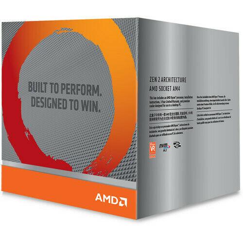AMD Ryzen 9-3900X 3.8 GHz, AM4 boxed