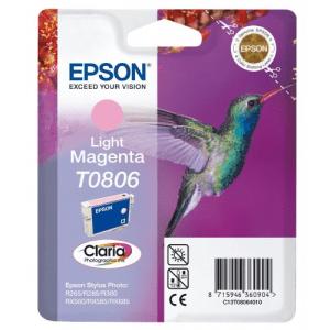 Epson Kartuçë T0806 me bojë ngjyrë magenta