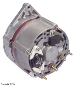 # 12148N  Alternator, Bosch Compatible, 45 Amp, 24 Volt, BiDirectional, No Fan or Pulley