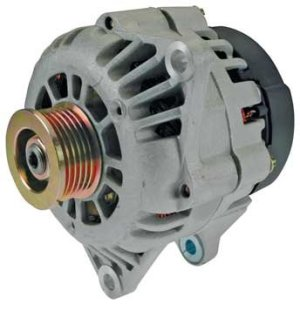CS130D Series 170SE Amp Alternator with Self Exciting (One