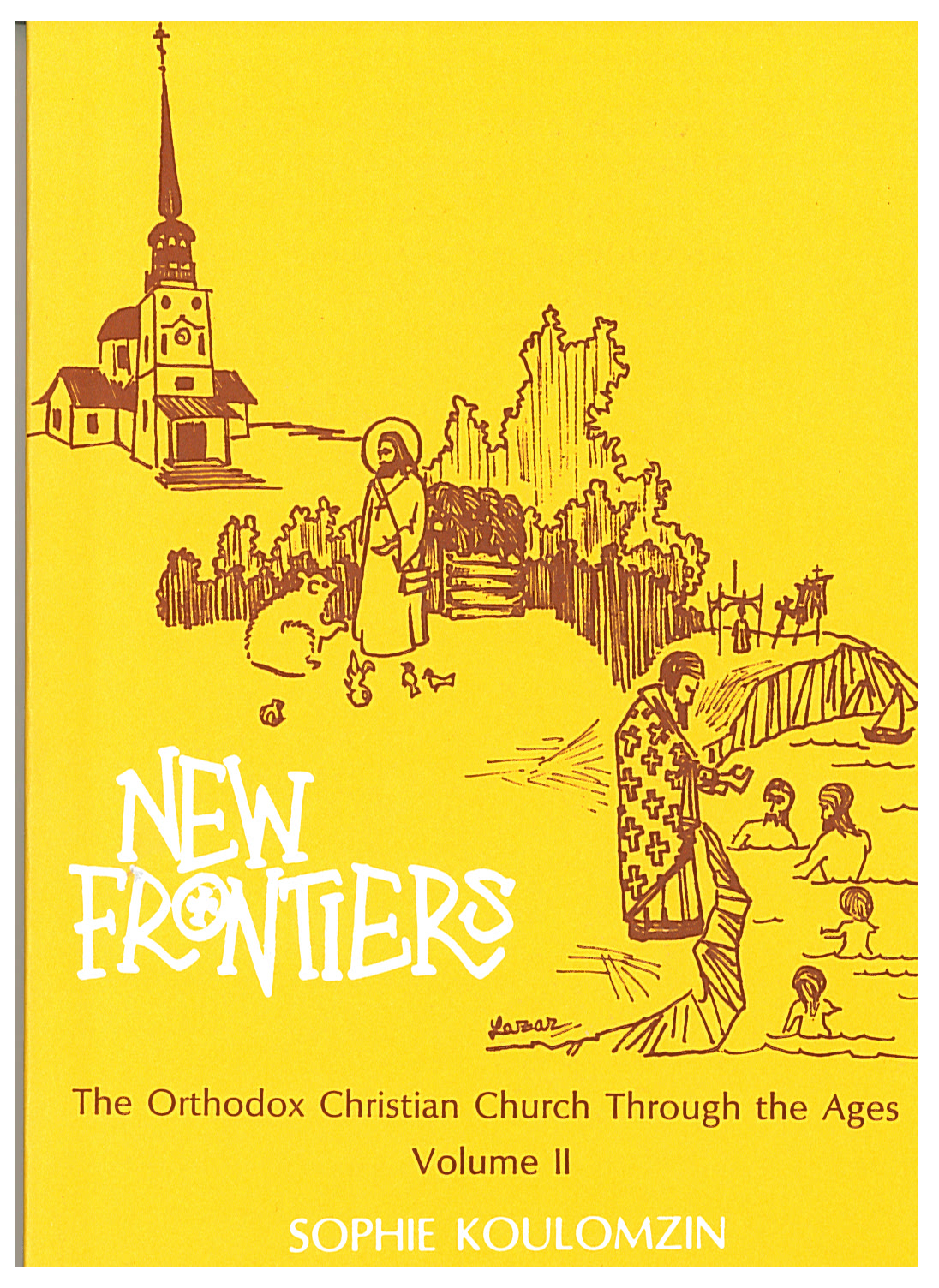 Antiochian Village Christian Education New Frontiers S