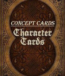 Fantasy Concept Cards
