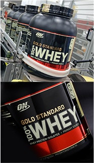 Gold Standard 100 Whey Protein Powder The Manly Men Blog