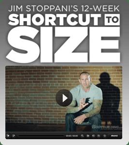 Jim Stoppani's 12-Week Shortcut To Size