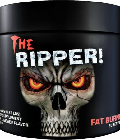 The Ripper! The Ultimate Fat Burning Supplement.