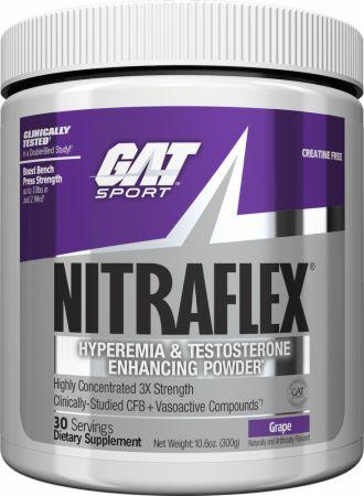 NITRAFLEX Pre-workout