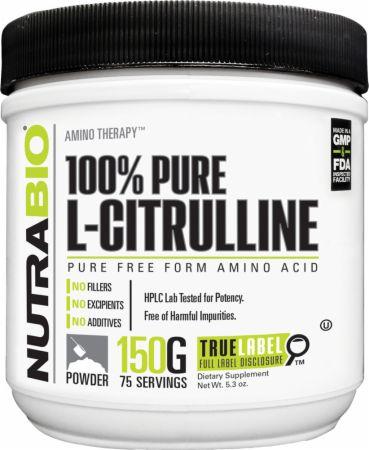 100% Pure L-Citrulline