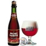 Buy Online Kriek Mort Subite 4.3°-37 cl - Belgian Shop - Delivery W...