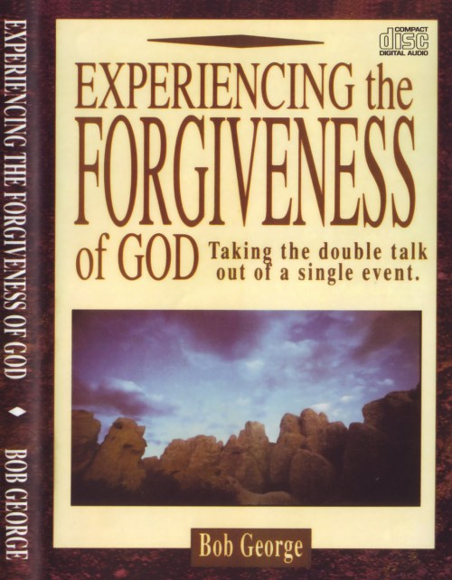 Experiencing the Forgiveness of God