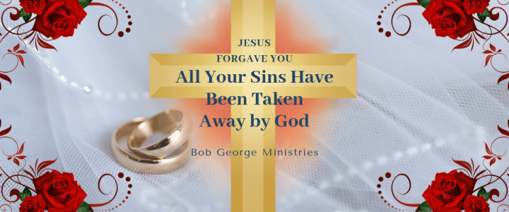 Jesus Forgave You - All Sins Taken Away