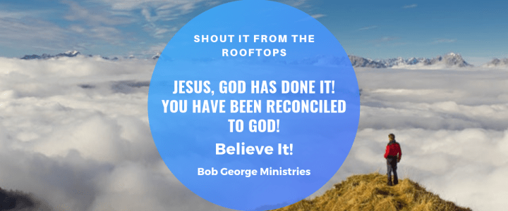 You Are Reconciled to God