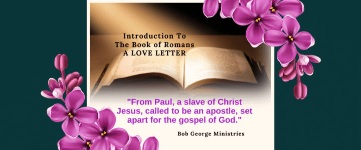 Introduction to the Book of Romans