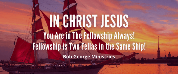 Fellowship is Two Fellows in the Same Ship