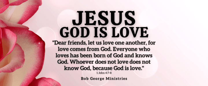 God Jesus is Love