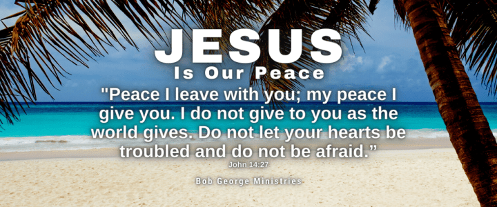 Without Jesus There is No Peace