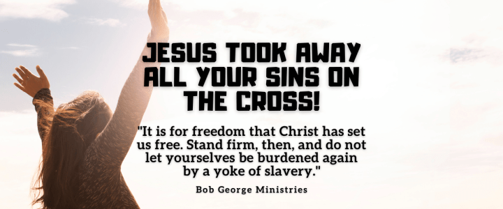 Jesus Has Set You Free for Freedom