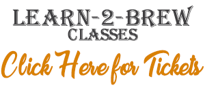 Join Our Brew Classes
