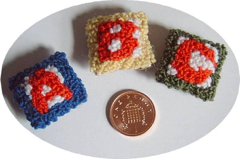 miniature rug kit