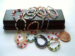 miniature necklaces