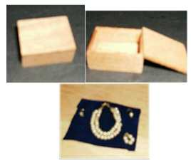 miniature boxes