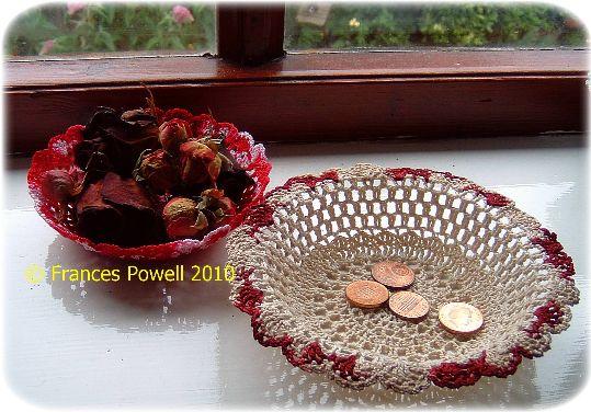 pattern for crochet bowls